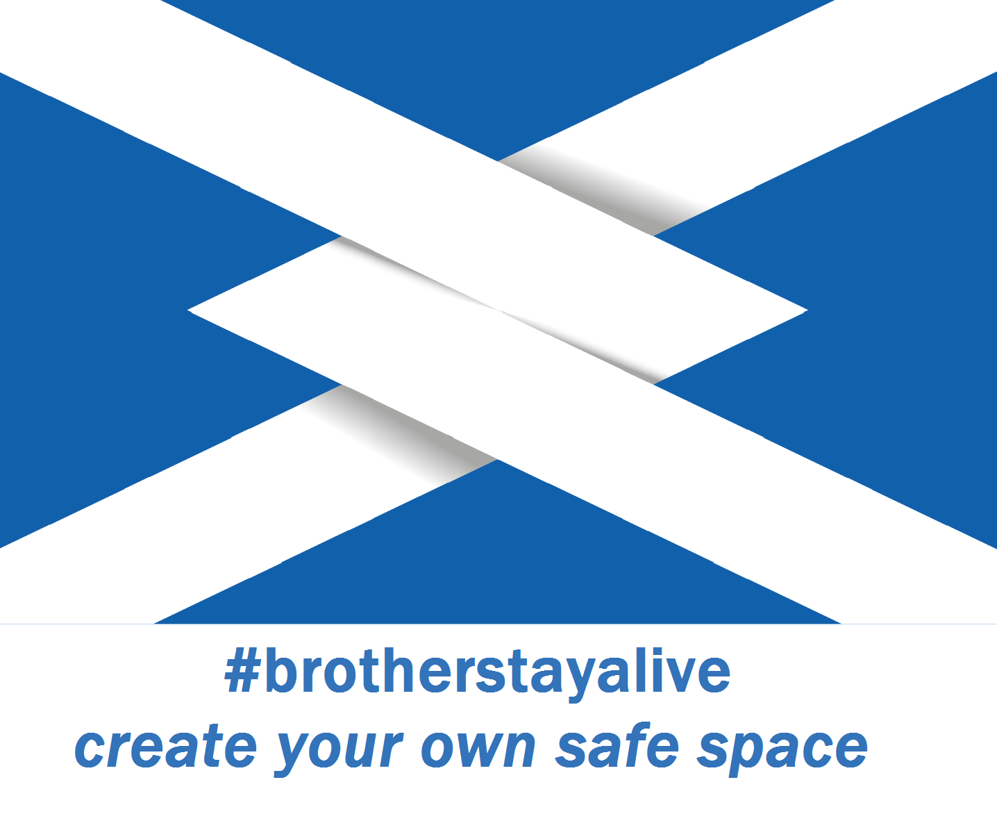 #brotherstayalive -create your own safe space, announcing the suicide prevention app coming from BIA