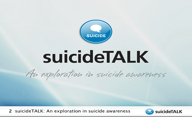 The BIA free suicideTALK sessions